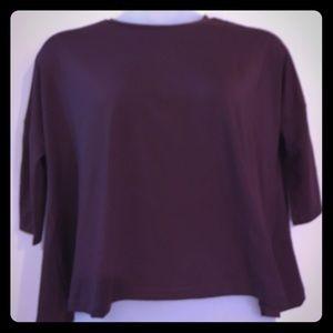Puma Evo size medium purple top